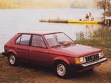 Pictures of Plymouth Horizon 1978–90