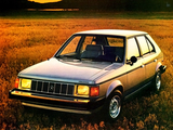 Plymouth Horizon 1978–90 images