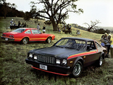 Plymouth Volare Super Coupe & Road Runner 1978 images