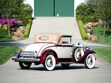 Images of Plymouth PA Convertible Coupe 1932