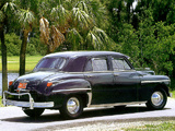 Pictures of Plymouth Special DeLuxe 4-door Sedan 1949