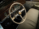 Plymouth Special DeLuxe 4-door Sedan 1950 photos