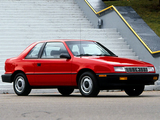 Pictures of Plymouth Sundance 2-door 1988–94