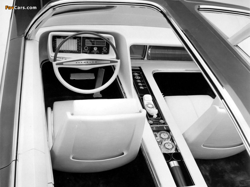 Plymouth VIP Concept Car 1965 pictures (800 x 600)