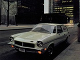 Photos of Pontiac Astre Panel Van 1973