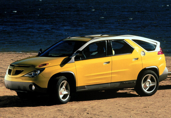 pontiac aztek concept 1999 photos. Black Bedroom Furniture Sets. Home Design Ideas