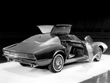 Pontiac Banshee XP-798 Concept Car 1966 pictures