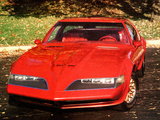Pontiac Banshee III Concept Car 1974 photos