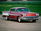 Pictures of Pontiac Bonneville 1958