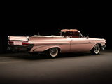 Photos of Pontiac Catalina Convertible Pink Lady by Harly Earl 1959