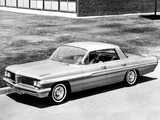 Photos of Pontiac Catalina Vista Hardtop Sedan (2339) 1962