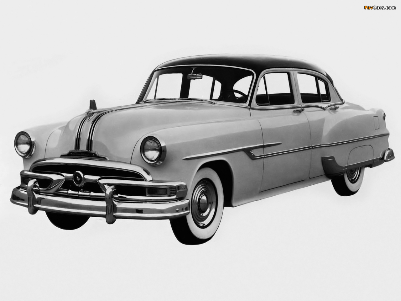 images of pontiac chieftain deluxe eight 4 door sedan