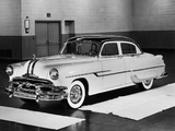 Images of Pontiac Chieftain DeLuxe Eight 4-door Sedan (2569WD) 1953