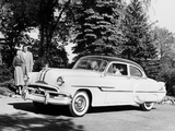 Pontiac Chieftain 2-door Sedan 1953 photos