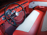 Pontiac Chieftain Station Wagon 1955 photos