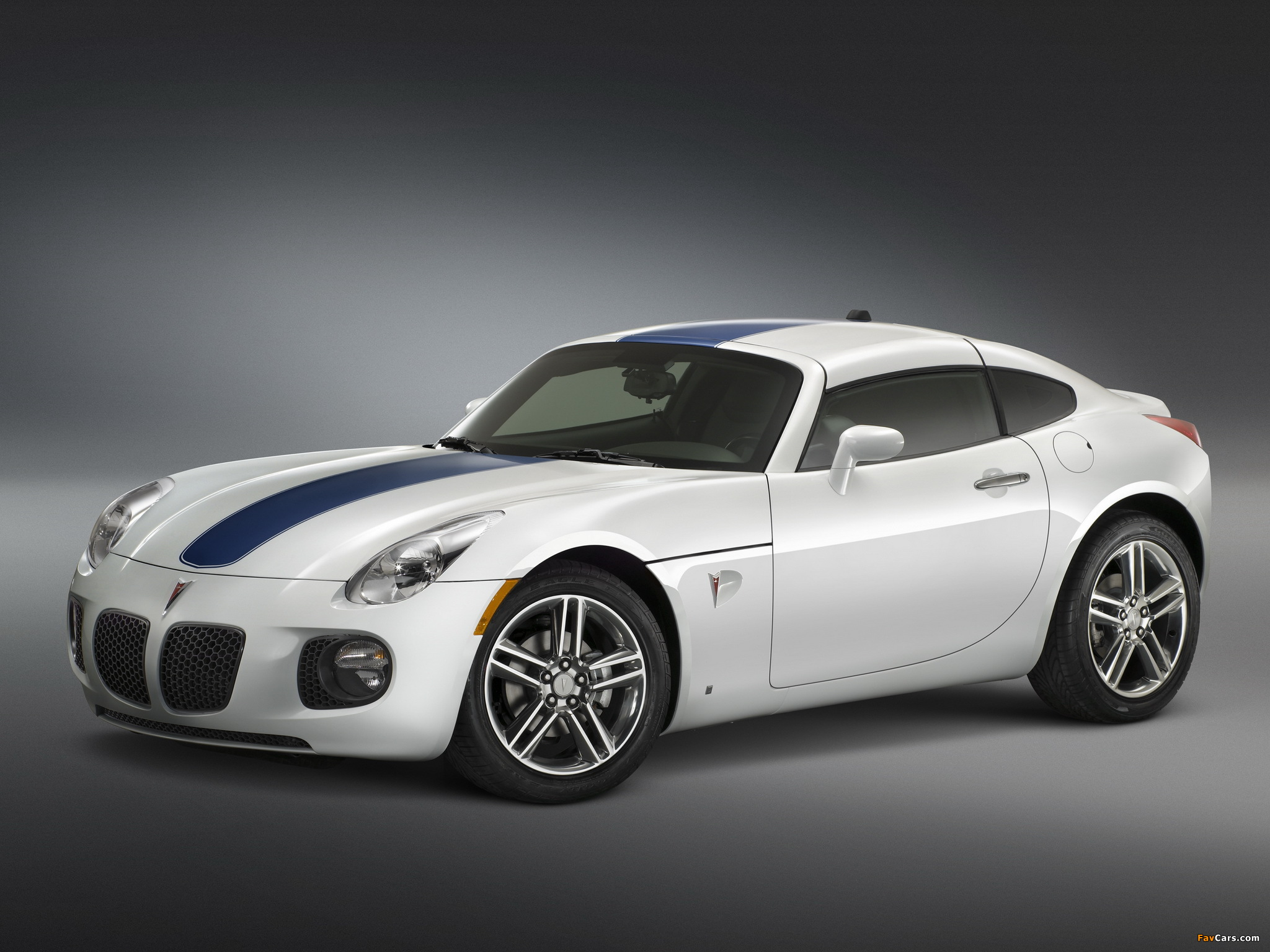 Pontiac Solstice GXP Coupe Racing Heritage Concept 2008 photos (2048 x ...