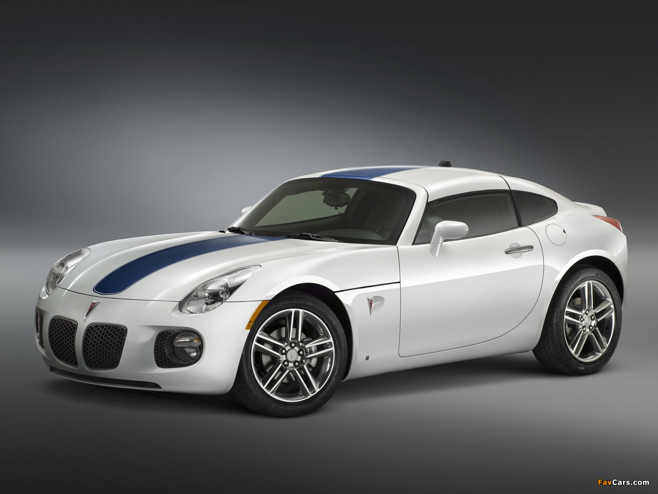 Pontiac Solstice GXP Coupe Racing Heritage Concept 2008 photos (1280 x ...
