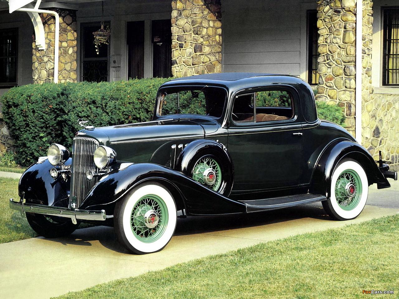 Pontiac 1933 Car