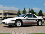 Images of Pontiac Fiero Indy 500 Pace Car 1984
