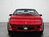 Pictures of Pontiac Fiero GT 1985–88