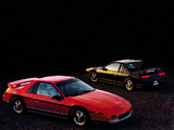 Pontiac Fiero GT 1985–88 wallpapers