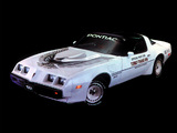 Photos of Pontiac Firebird Trans Am Turbo Pace Car 1981