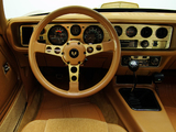Pictures of Pontiac Firebird Trans Am Gold Special Edition 1978