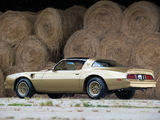 Pontiac Firebird Trans Am Gold Special Edition 1978 images