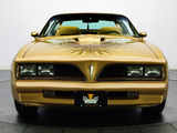 Pontiac Firebird Trans Am Gold Special Edition 1978 wallpapers