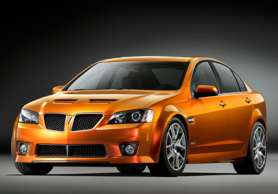 Download / Preview - Images of Pontiac G8 GXP 2008–09