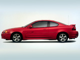 Pontiac Grand Am GT Coupe 1999–2005 wallpapers