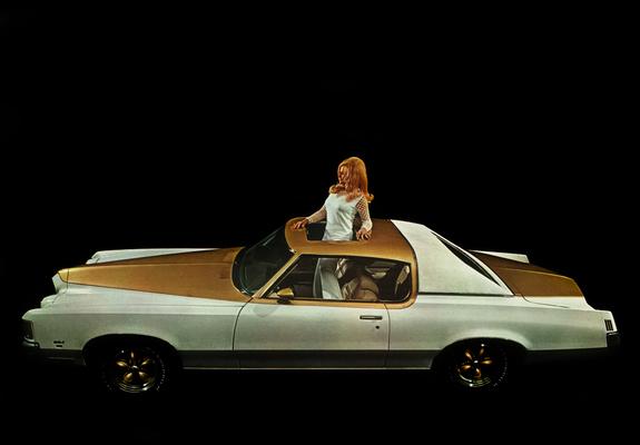 Pontiac Grand Prix Ssj Hurst 1971 Wallpapers 1024x768