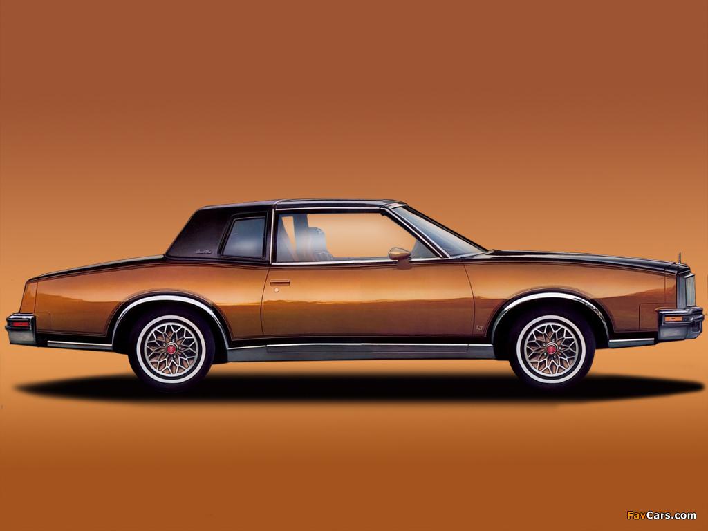 1980 Pontiac Grand Prix