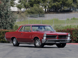 Photos of Pontiac Tempest LeMans GTO Coupe 1965