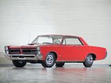 Pictures of Pontiac Tempest LeMans GTO Coupe 1965