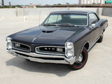 Pontiac Tempest GTO Hardtop Coupe 1966 photos