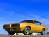 Pontiac GTO Coupe Hardtop 1969 photos