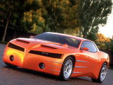 Pontiac GTO Concept 1999 photos