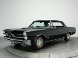 Pontiac Tempest LeMans GTO Coupe 1965 wallpapers