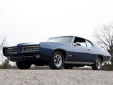 Pontiac GTO Coupe Hardtop 1969 wallpapers