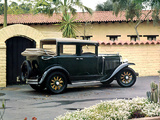 Pontiac Landau Sedan (6-29) 1929 photos