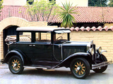 Pontiac Landau Sedan (6-29) 1929 wallpapers