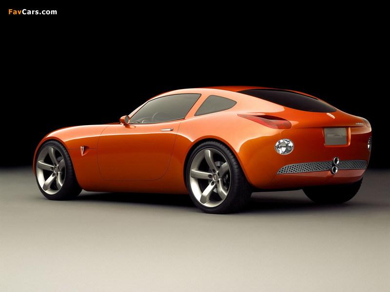 Pontiac Solstice Coupe Concept 2002 pictures (800 x 600)