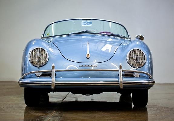Porsche 356a 1600 Super Speedster By Reutter T1 1955 57 Images 2048x1536