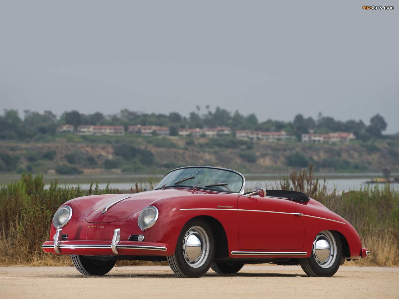 Porsche 356a 1600 Speedster 1956 58 Wallpapers 1280x960