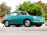 Images of Porsche 356C 1600 Coupe 1963–65