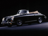 Photos of Porsche 356 SC Cabriolet 1964–65