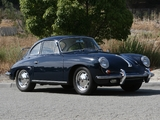 Porsche 356C 1600 Coupe 1963–65 photos