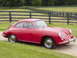 Porsche 356C 1600 Coupe 1963–65 pictures
