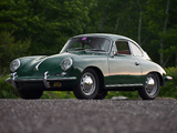 Porsche 356C 1600 Coupe by Karmann 1964 photos